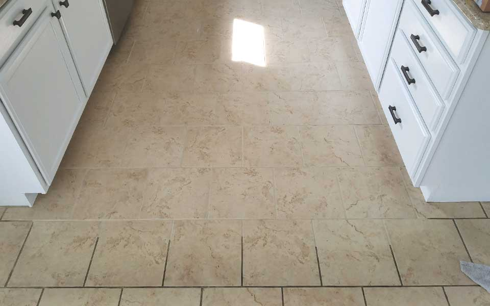 Galway Tile Cleaning During