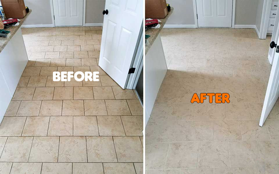 Galway Tile Cleaning