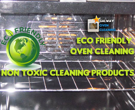 eco friendly oven cleaning galway