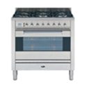 90cm-range double-oven Oven Cleaner Galway Gleaning Gerry Lowrey